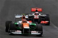 F1 2012 ブラジル 決勝