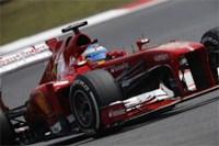 F1 2013 中国 決勝