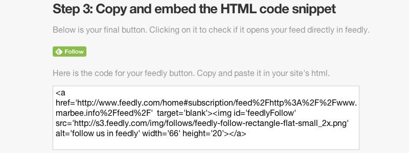 Step3-CopyAndEmbedTheHTMLCodeSnippet