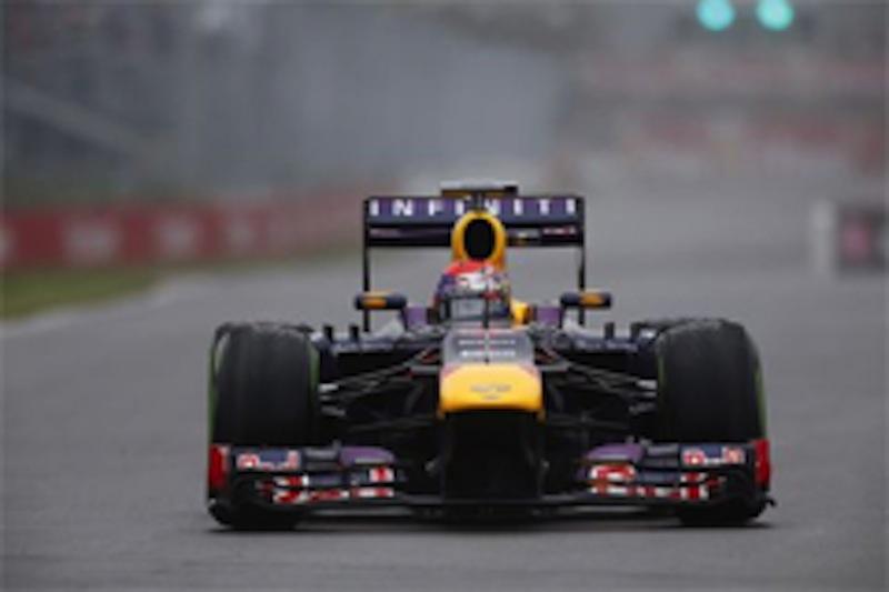 2013年F1カナダGP予選