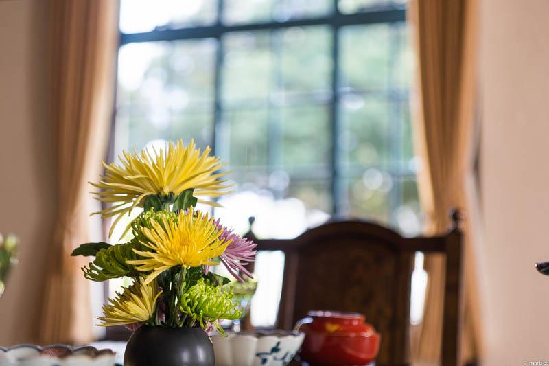 ベーリックホール 花瓶