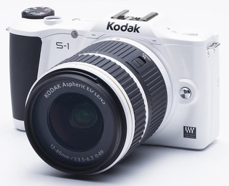 Kodak PixPro S-1 Micro Four Thirds camera