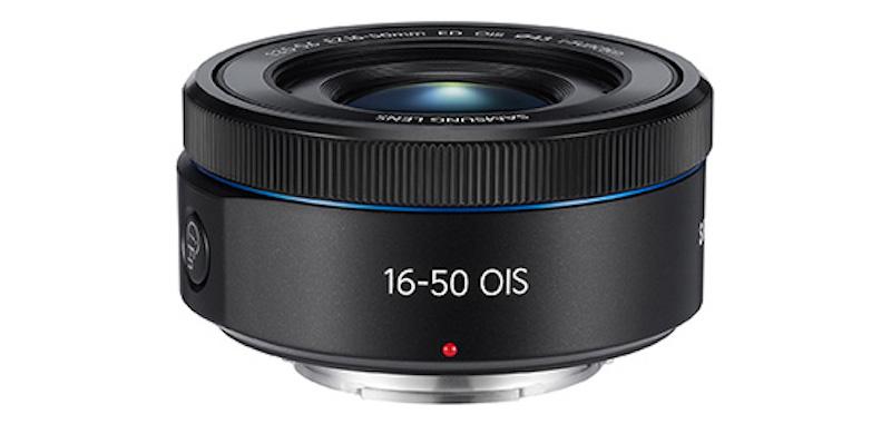 Samsung 16-50mm F3.5-5.6 Power Zoom ED OIS
