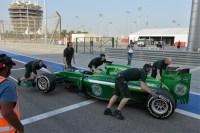F1 2014 ウィンターテスト 第三回 バーレーン 初日