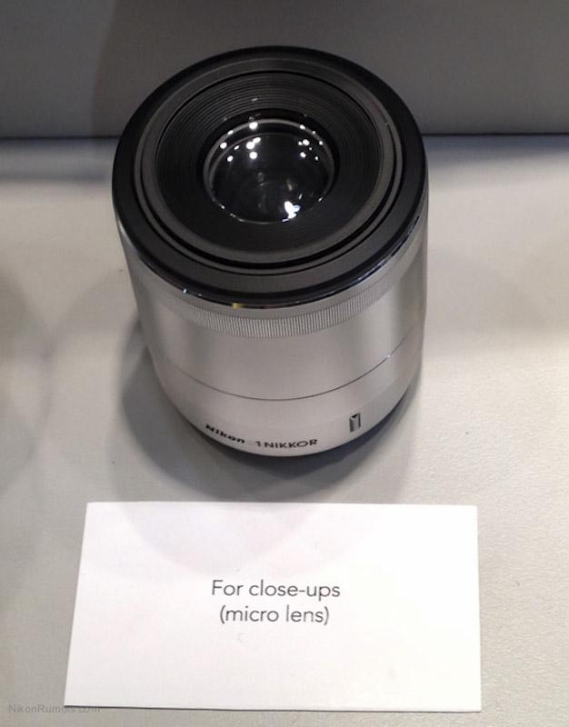 Nikon1 Macroレンズ