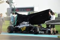 F1 2014 アブダビテスト 初日