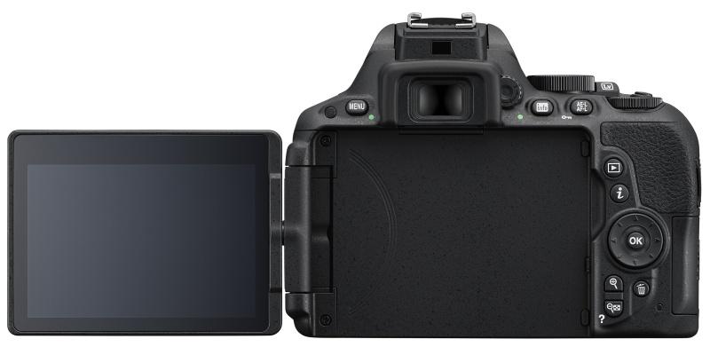 NikonD5500背面