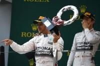 F1 2015 中国 決勝