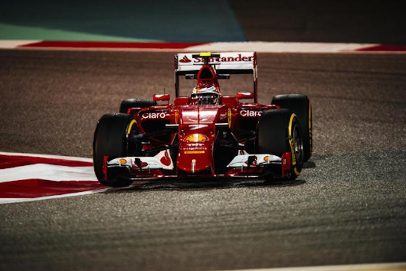 F1 2015 バーレーン 予選
