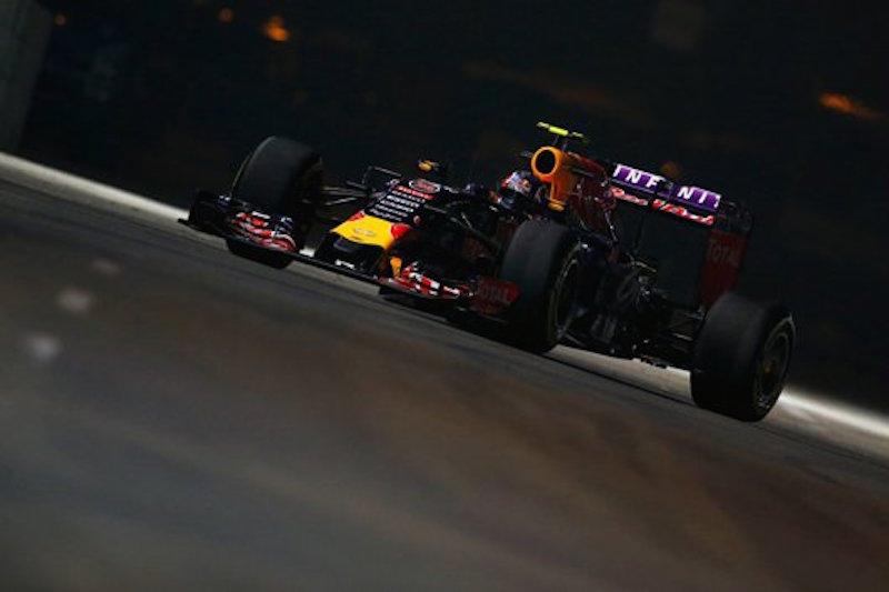 レッドブル:F1シンガポールGP 初日のコメント