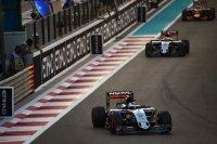 フォース・インディア:ダブル入賞で最終戦を飾る : F1アブダビGP