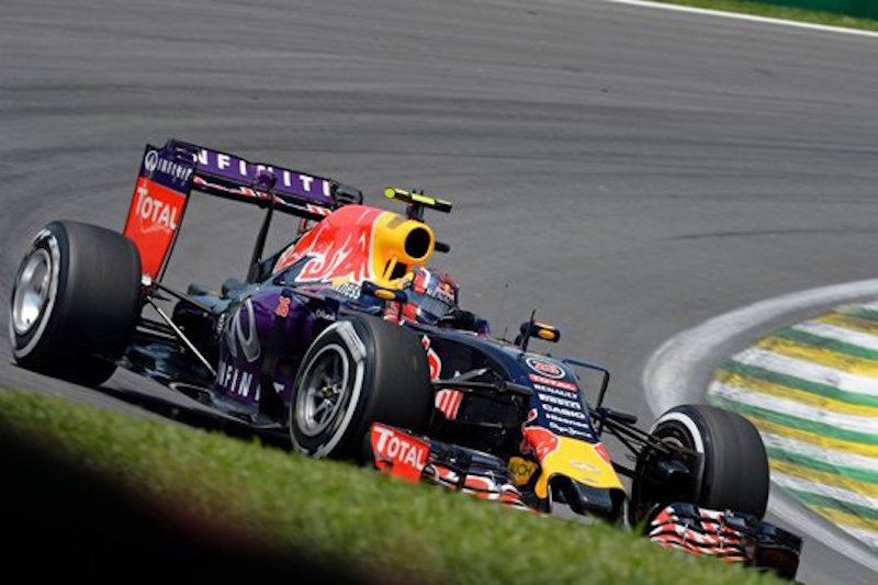 レッドブル:レースでの巻き返しに焦点 : F1ブラジルGP 予選