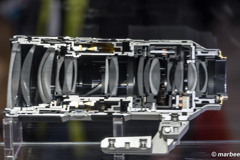 FE 70-200mm F2.8 GM OSS(SEL70200GM) カットモデル