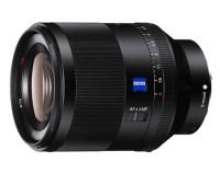 ソニー、「Planar T* FE 50mm F1.4 ZA」を海外発表