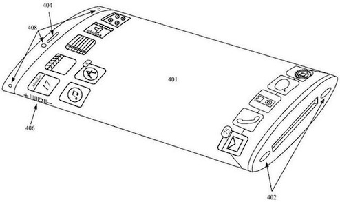iPhone5S試作品特許