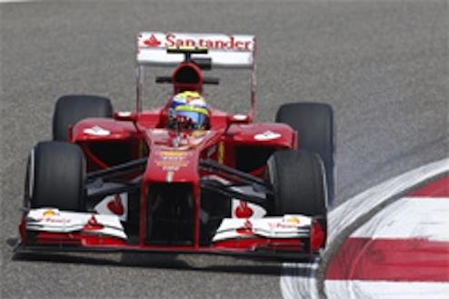 2013年F1中国GP FP2