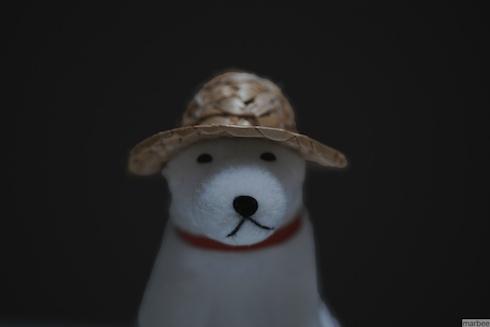 お父さん犬(覆い焼き後)