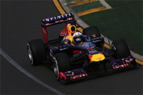 2013F1オーストラリアGPFP1