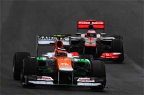2012年F1ブラジルGP決勝