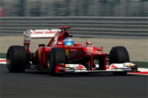 2012F1インドGP決勝