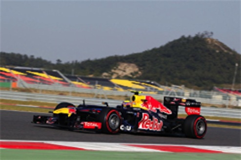 2012F1韓国GP予選