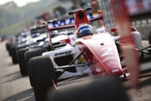 F2選手権終了