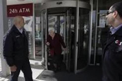 キプロスの銀行
