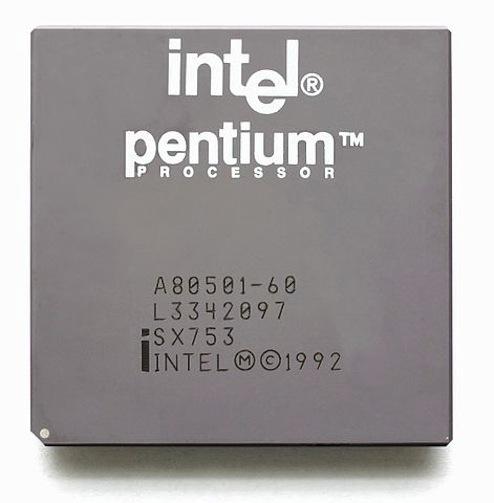 IntelPentiumプロセッサ