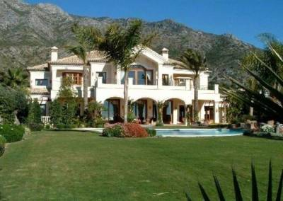 Большой Villa Marbella Hill Club 9,000,000 евро