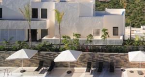 Una de las viviendas de Marbella promocionadas por el área inmobiliaria del BBVA