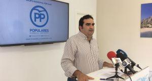 El portavoz de Asuntos Sociales del PP de Marbella, Manuel Cardeña, en imagen de archivo. Foto/ marbellaconfidencial.es