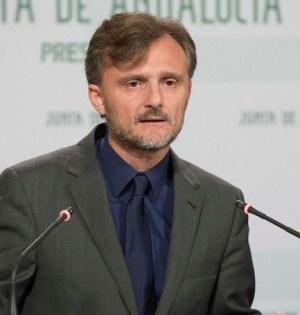 El consejero de Medio Ambiente y Ordenación del Territorio, José Fiscal, en imagen de archivo