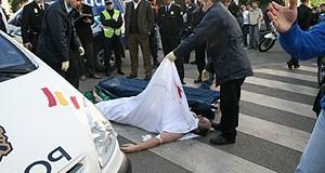 Imagen del suceso acaecido en 2006 en Marbella cuando un ciudadano belga murió tras ser detenido por la Policía Local. Foto/ Cabanilla