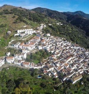 Paisaje interior de la provincia de Málaga. Foto/ Europa Press