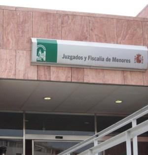 Fachada del Juzgado y la Fiscalía de Menores ubicados en la Ciudad de la Justicia de Málaga capital// FOTO:EP