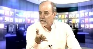 El exalcalde socialista de Marbella José Luis Rodríguez, regidor entre 1983 y 1987, durante su participación en la tertulia de M95TV. FOTO/ web M95 TV