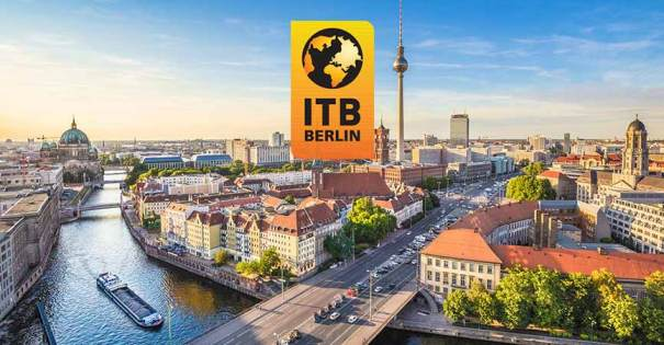 Imagen promocional de la feria turística ITB de Berlín, donde estará presente Marbella del 6 al 10 de marzo. FOTO/ ITB