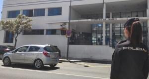 Imagen de la Comisaría de Marbella. FOTO/ EP