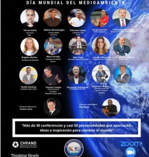Imagen promocional del Foro Marbella Futuro 2020