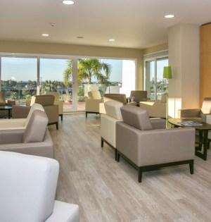 Imagen del interior de la residencia privada de mayores CK La Quinta. FOTO/ Web de la residencia