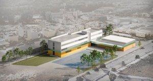 Recreación del nuevo Instituto de San Pedro. Junta de Andalucía