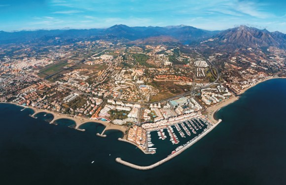 Marbella property prices are increasing in line with official figures