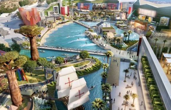 Costa Del Sol Will Be Home To Largest Leisure Park In Southern Europe