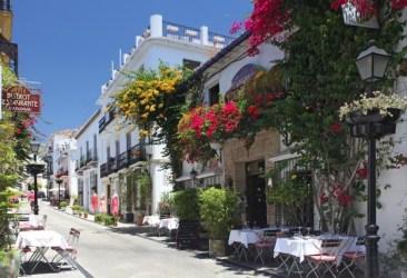 Marbella activities, old town - Marbellatravelguide