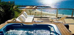 Hotell i Marbella - Gran Hotel Guadalpin Banus