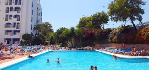 Hotell i Marbella - Hotel PYR Marbella hotell