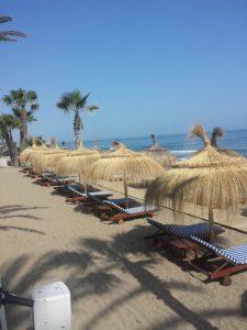 Marbella aktiviteter, Strand Marbella