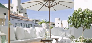 the town house marbella hotell
