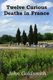 cover for Twelve Curious Deaths in France