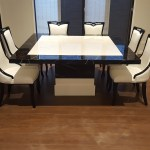Lida Square Marble Dining Table With 8 Chairs Marble King
